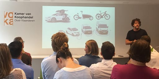 Future Of Mobility in Gent
