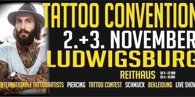 Tattoo Convention Ludwigsburg