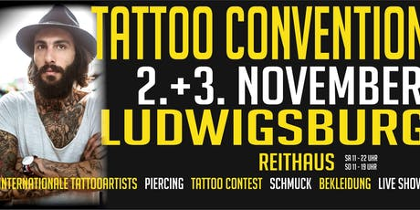 Tattoo Convention Ludwigsburg Tickets