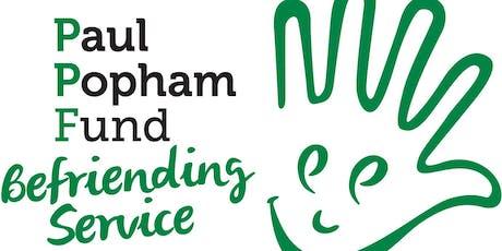 Volunteer Befriender Training for Kidney Patients and Carers tickets