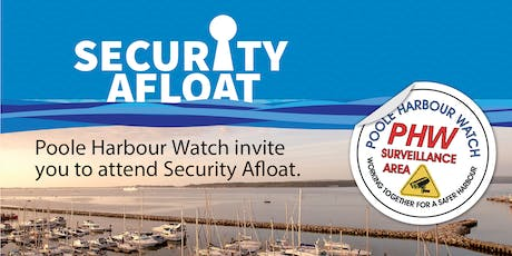 Security Afloat tickets