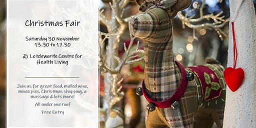 Letchworth Centre Christmas Fair