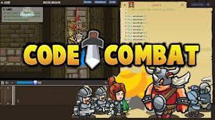 Afbeelding van Extra CoderDojo: CodeCombat