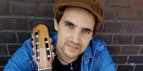 Diego Romero - Lateinamerikanische Musik aus Argentinien tickets