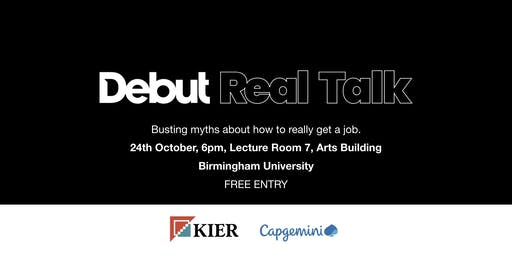 Debut Real Talk