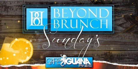 Beyond Brunch Sundays tickets