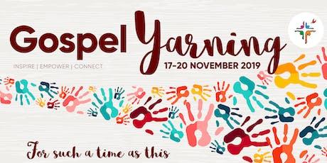 Gospel Yarning 2019 - Single Day Registration tickets