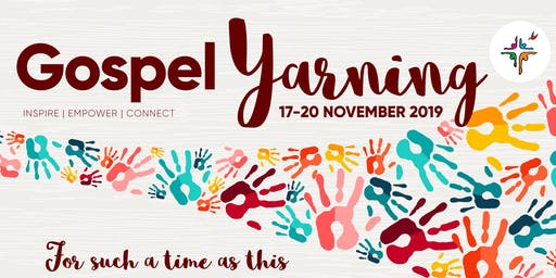 Gospel Yarning 2019 - Single Day Registration