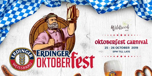 Erdinger Oktoberfest at Wildseed 2019