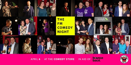 The FM Comedy Night tickets