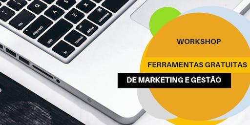 Workshop Ferramentas Gratuitas de Marketing e Gestão
