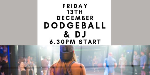 Dodgeball & DJ Event