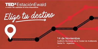 TEDx Estación Ewald  2019 | Elige tu destino