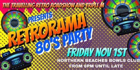 The Travelling Retro Roadshow presents RETRORAMA tickets