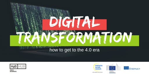Digital transformation: how to get to the 4.0 era