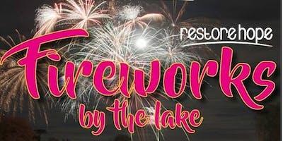 Lakeside Family Fireworks at Restore Hope Latimer