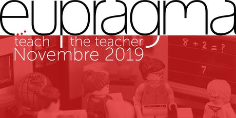 Teach the teacher 2019 biglietti