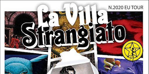 La Villa Strangiato - A Tribute to Rush (The Globe, Cardiff)