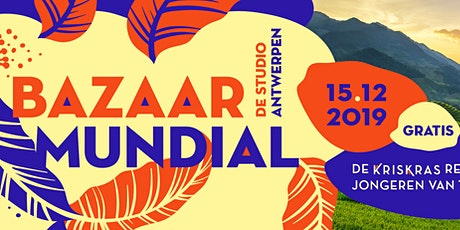 Bazaar Mundial - dé KrisKras reisbeurs tickets