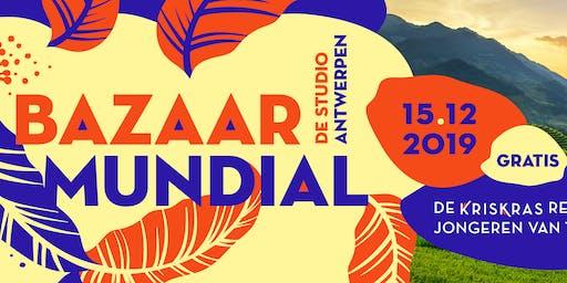 Bazaar Mundial - dé KrisKras reisbeurs