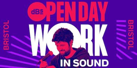 dBs Music Bristol   Diploma Open Evening tickets