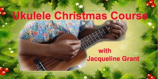 Ukulele Christmas course