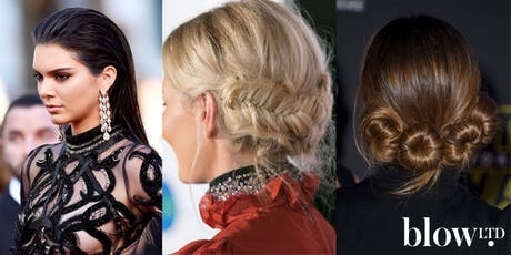 Party Hair Masterclass with blow LTD tickets