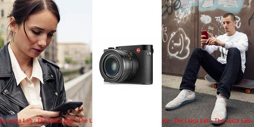 The Leica Lab – Special Q Edition - Leica Store Firenze - Sessione II