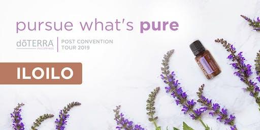 Iloilo Post Convention Tour - doTERRA Philippines