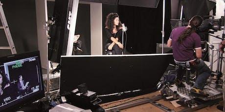 Schnupper-Workshop am Open Day: Filmemachen - Kulissenbau und Vorbereitung zu dreh live Tickets