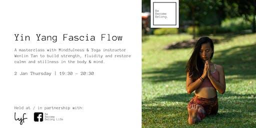 Yin Yang Fascia Flow