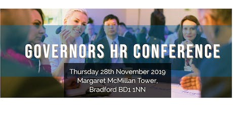 Governors HR Conference tickets