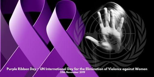 PURPLE RIBBON DAY - Elimination of Violence Against Women