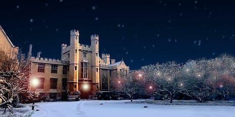 Christmas Carols at the Palace tickets