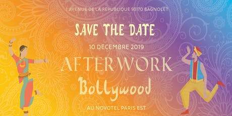 Bollywood  au Novotel Paris Est tickets