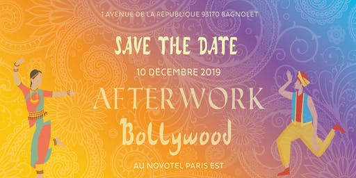 Bollywood  au Novotel Paris Est