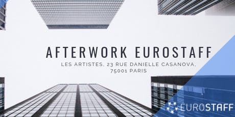 AFTERWORK EUROSTAFF billets
