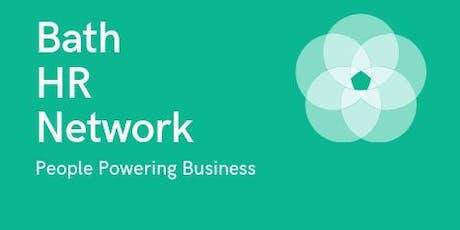 HR Network Bath Launch Event tickets