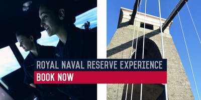 Royal Naval Reserve Experience - HMS Flying Fox, Bristol