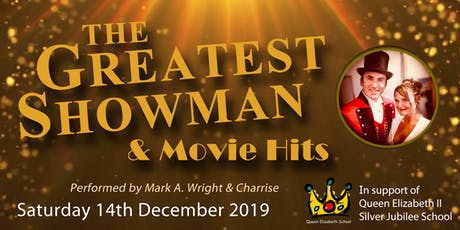 The Greatest Showman and Movie Hits Christmas Party tickets