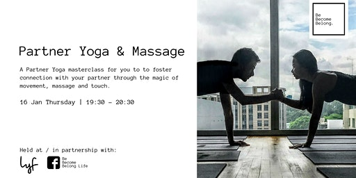 Partner Yoga & Massage