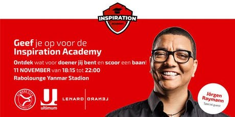 Inspiration Academy, Do IT! tickets