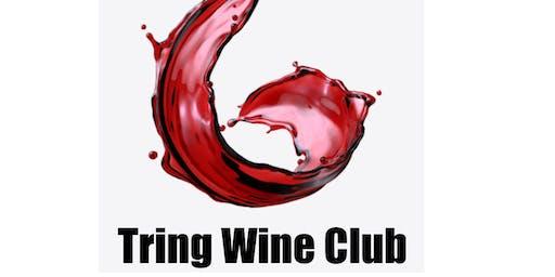 Tring Wine Club - Australian Wine Tasting