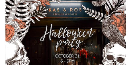 Halloween Special: Late Night Shopping & Spooky Cocktails tickets