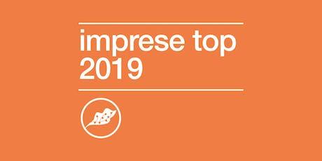 Invito riservato | Imprese Top 2019 | Milano, 7 novembre, Università Bocconi biglietti