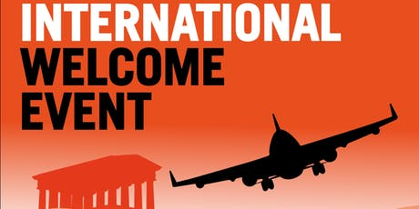 International Welcome Event tickets