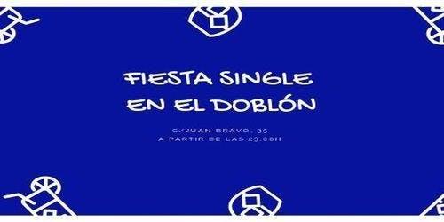 Fiesta en El Doblon con picoteo previo allí mismo