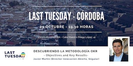 Last Tuesday - Córdoba entradas