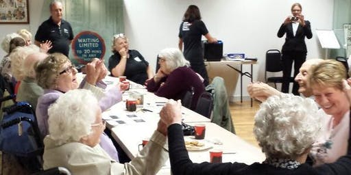 Community Cafe - Older People's Activity