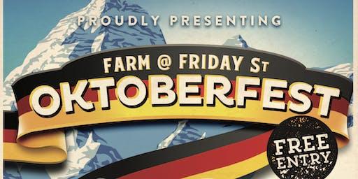 Oktoberfest Eastbourne